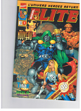 LOT MARVEL ELITE 1 2 3 4 5 6 PANINI COMICS FANTASTIC FOUR CAPTAIN AMERICA THOR