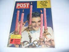 Picture Post magazine 8 October 1956, Liberace, Twins Galore, Fastest Horse