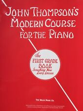 Thompson´s - Modern Course - for the Piano