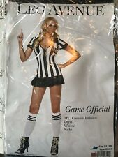 WOMENS GAME OFFICIAL HALLOWEEN COSTUME XL