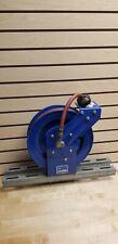 Coxreels P Lp 325 Low Pressure Retractable Airwater Hose Reel 38 Id 25