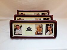Felco Wooden Picture Frames Lot of 3