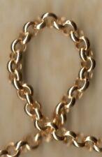 Collares y colgantes de joyería cadena de oro amarillo no aplicable