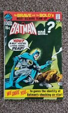 DC Comics The Brave and The Bold 1971 #95  Batman and Plastic Man