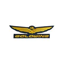 Parche Goldwing Mini - 11 x 3,5 cm - Alta Calidad