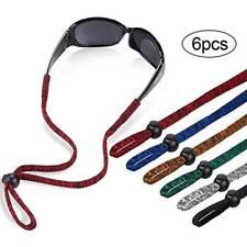Nylon Sunglasses Lanyards Sunglasses Straps Sports Safety Color Random W5H