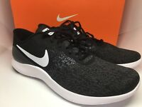 Nike Women Flex Contact Black/White/Anthracite 12 M US Rubber Running Shoe w/Box