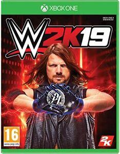 WWE 2K19 Xbox One New Sealed