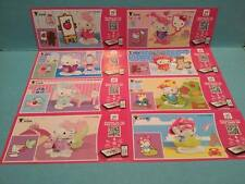 Kinder Hello Kitty complet Bpz variante set Russland
