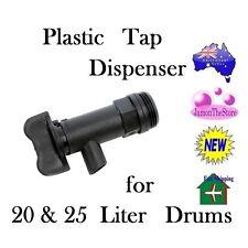 Plastic Tap Dispenser for 20 & 25 Liter Drum Bottle Liquid Soap Cream Lotion