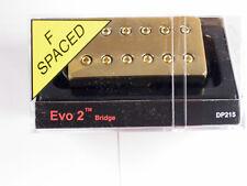 DiMarzio F-spaced Evo 2 Bridge Humbucker W/Gold Cover DP 215
