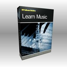 Learn Music Theory Practice Practicing Notation Software Computer Program AN