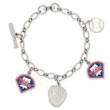 Philadelphia Phillies Charm Bracelet 5 Charm