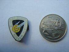 """REVESBY ROVERS SOCCER FOOTBALL CLUB CRESTED METAL CLUB """"BADGE"""" PIN -TAG"""