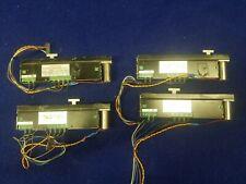 LOT of 4 PROFADER Slide 98mm PRO-Fader  MF-914PFL-B10K-J12V 934PFL Tokyo