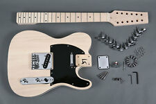 NEW TELE STYLE 12 STRING ELECTRIC GUITAR LUTHIER PROJECT BUILDER KIT