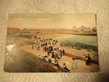 @ WESTON SUPER MARE - THE BAYS FROM MADEIRA COVE - SOMERSET - 1917 (B)