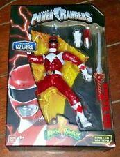 Legacy Métallique jaune Power Ranger figurine avec Exclusive armes NEUF