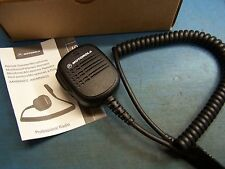 Motorola HNN9052 Remote Speaker Mic  HT1250 HT750  NEW Tested