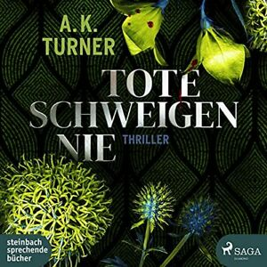 CD Tote schweigen nie Hörbuch (K42)
