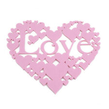 Love Signs Non Woven Valentine's Day Hanging  Wall Door Pendant Ornament LD