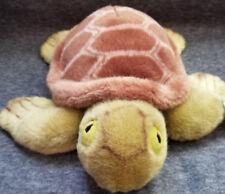 "Gund Gundimals Brown and Green Sea Turtle stuffed/plush - 11"""
