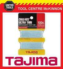 TAJIMA CHALK-RITE EXTRA BOLD REPLACEMENT 30m SNAP LINE – 0.5mm