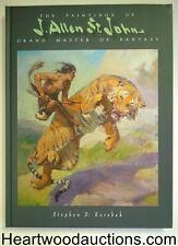 The Paintings of J. Allen St. John: Grand Master of Fantasy by Stephen D. Korsha