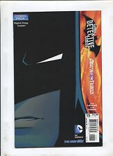 THE NEW 52 BATMAN DETECTIVE COMICS #15 (9.2) COMBO-PACK VARIANT!