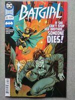 BATGIRL #33a (2019 DC Universe Comics) ~ VF/NM Book