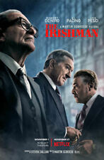 "The Irishman ( 11"" x 17"" ) Movie Collector's Poster Print ( T2 )- B2G1F"