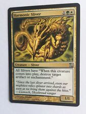 Mtg Magic the Gathering Time Spiral Harmonic Sliver