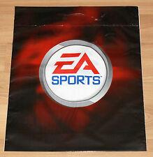 2 x EA Sports Games very rare promo Shopping Bag 45x37cm