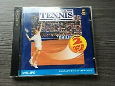 Philips CDi Game / Spiel - International Tennis Open CD-i