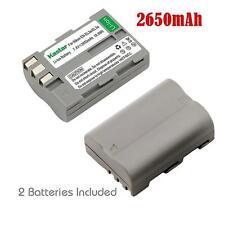 Kastar EN-EL3e Battery for Nikon D50 D70 D70s D80 D90 D100 D200 D300 D300S