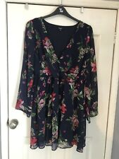 New Look Inspire Dress Size 18 Worn Once