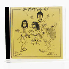The Who - Who by Numbers - Music CD - Good Condition