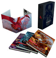 Hardcover Dungeons & Dragons Core Rulebook Set Wizards of the Coast Publishing