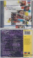 CD--NM-SEALED-PAVAROTTI, JOHN, CLAPTON UND CROW -1996- -- PAVAROTTI UND FRIENDS