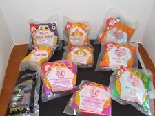 Lot of McDonald's Happy Menu Toys New in the package