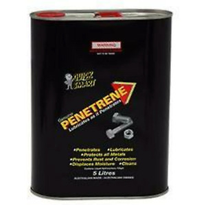 PENETRENE 5L oil lubricant, metal protectant and rust penetrator
