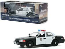 1:24 2008 FORD CROWN VICTORIA -- THE ROOKIE (LAPD) -- GREENLIGHT