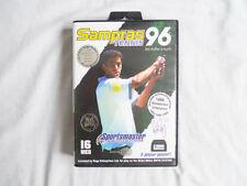 Sega Mega Drive Codemasters Video Games with Manual