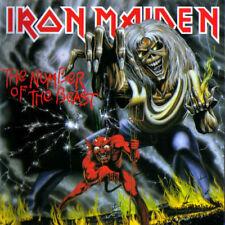 Iron Maiden - Number of the Beast [New Vinyl LP]