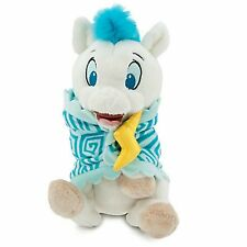 "Disney Parks Hercules Pegasus Blanket Baby Babies Plush Doll Toy 10"" NEW"