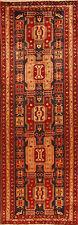 Alfombras orientales Auténticas hechas a mano persas 3899 (315 x 110) cm