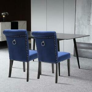 Tufted Dining Chair For Sale In Stock Ebay