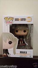 "Imperfect Box Funko POP Animation Anime Soul Eater ""Maka"" Vinyl Figure"