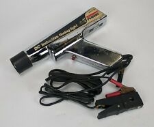 Penske No 2442138 Dc Inductive Timing Light With Cables Tested Sears Vintage