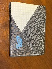 Official Nike SB Wallet Elephant Print Patch Work RARE Skateboarding
